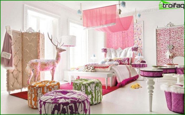 Diseño de una habitación infantil 5
