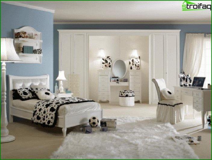 Interior de una habitación infantil 2