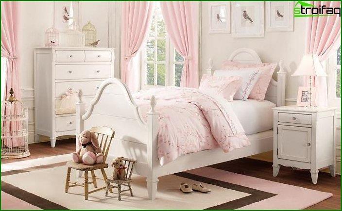 Diseña una habitación para una niña 3