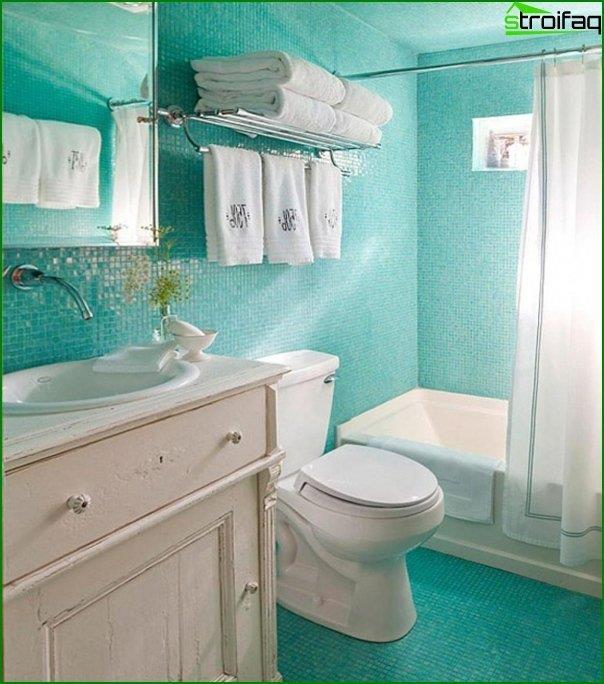 Do-it-yourself bathtub (tile) - 1