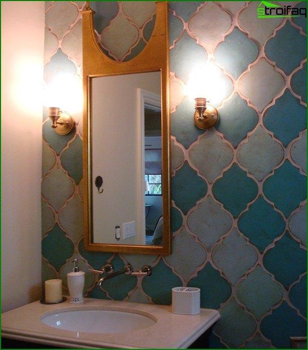 Do-it-yourself bathtub (tile) - 3