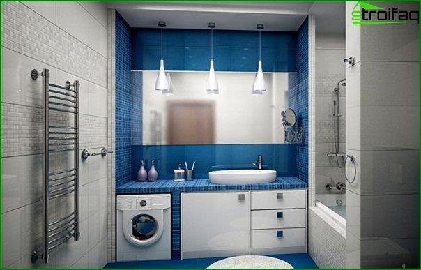 Do-it-yourself bathtub (tile) - 5
