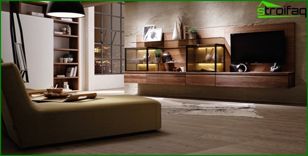 Living room furniture in a modern style (loft) - 3