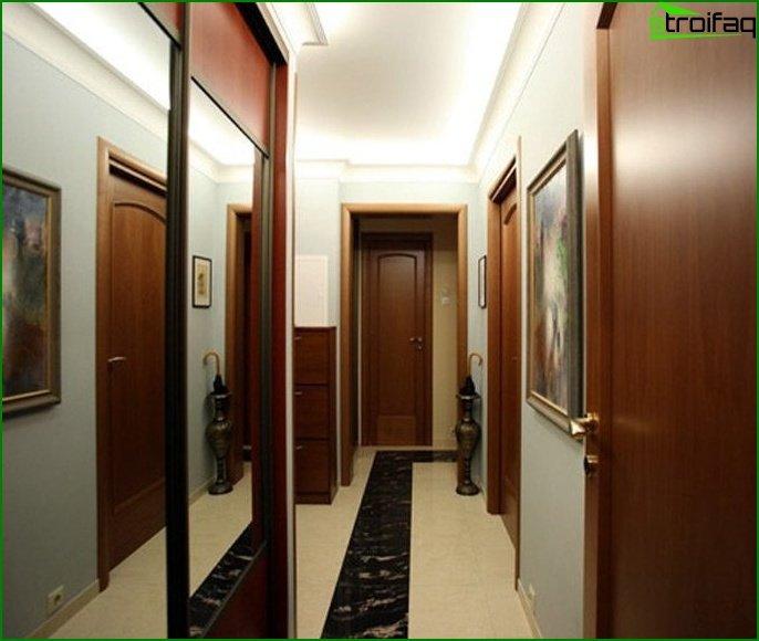 Hallway Design Photo