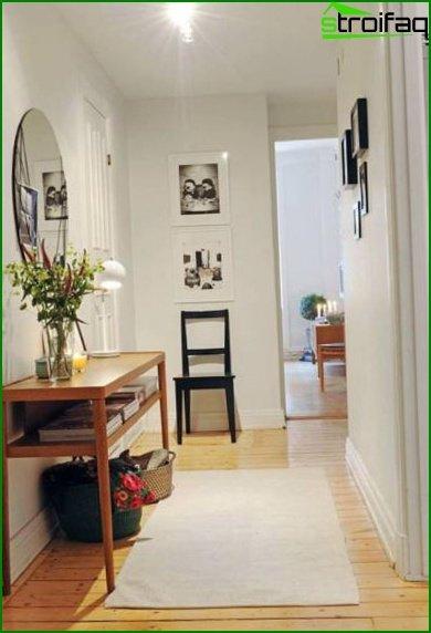 Меблі в маленькому коридорі 3