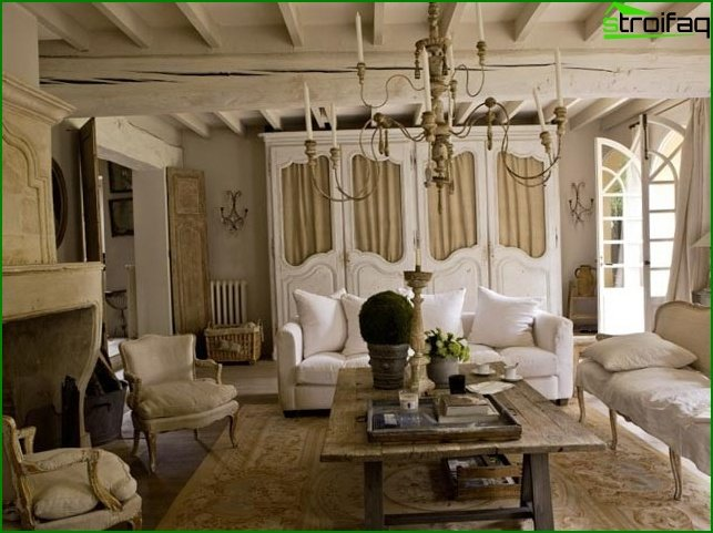 Provence in the interior
