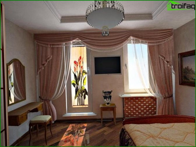 شقة من غرفة واحدة في Khrushchevka 4