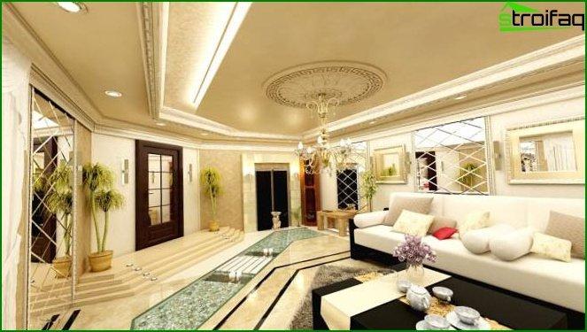 Arabic style in the interior