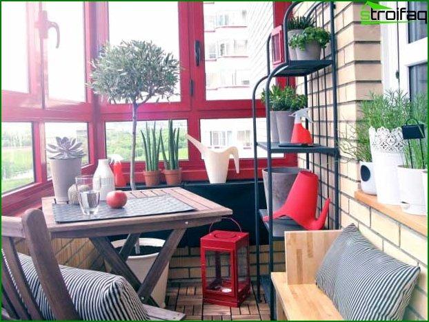 Loggia Design 30