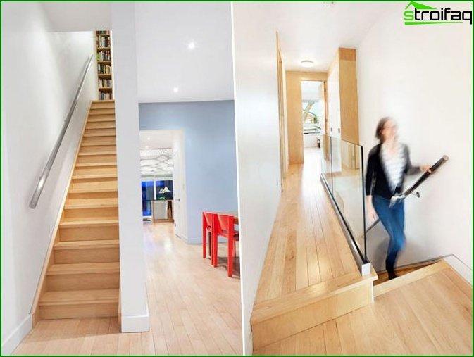 Stair lighting
