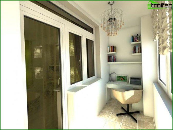 Diseño loggia gabinete 02
