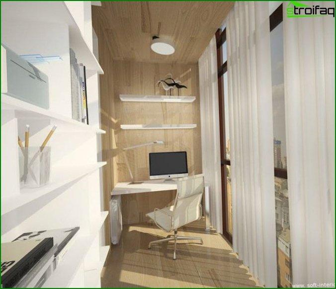 Diseño loggia gabinete 03