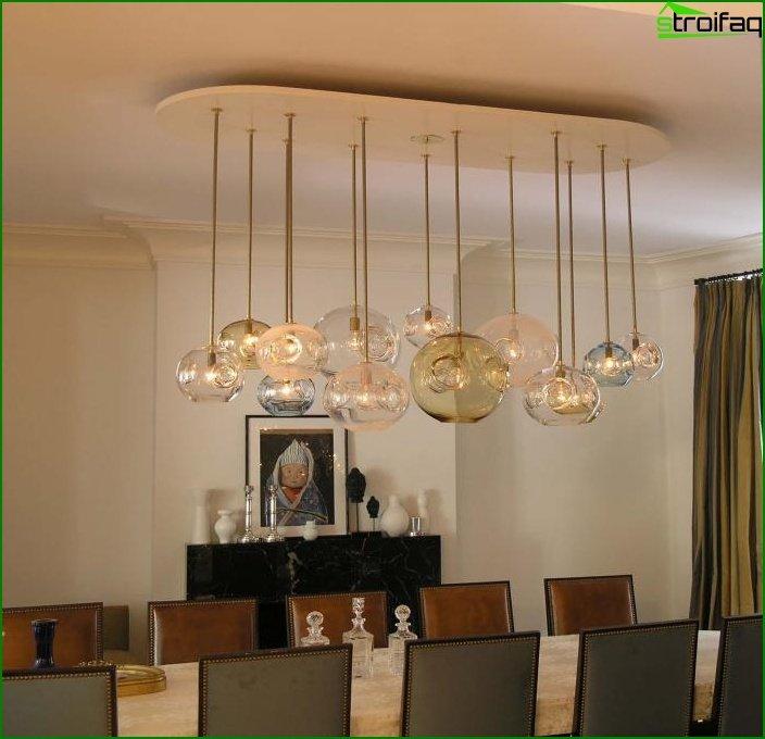 Fancy glass lights 8