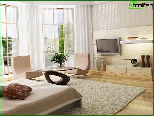 شقة من غرفة واحدة في خروتشوف 7