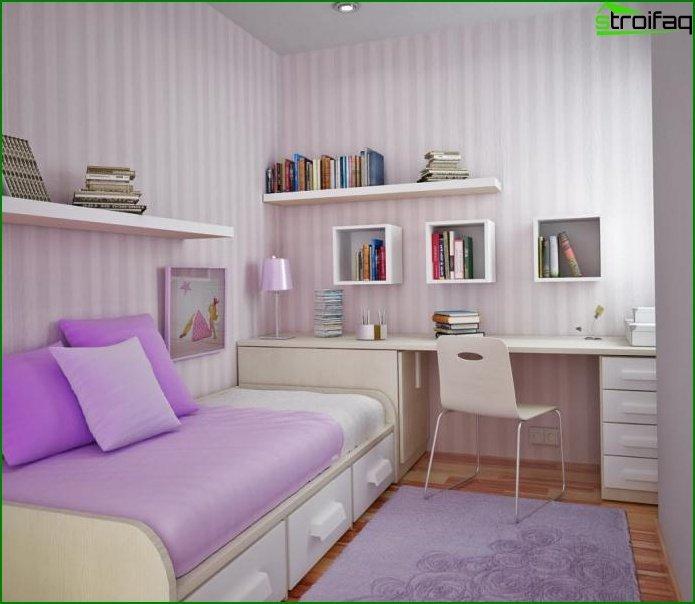 Habitación pequeña - foto 3