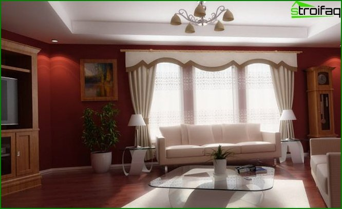 Contemporary living room 2