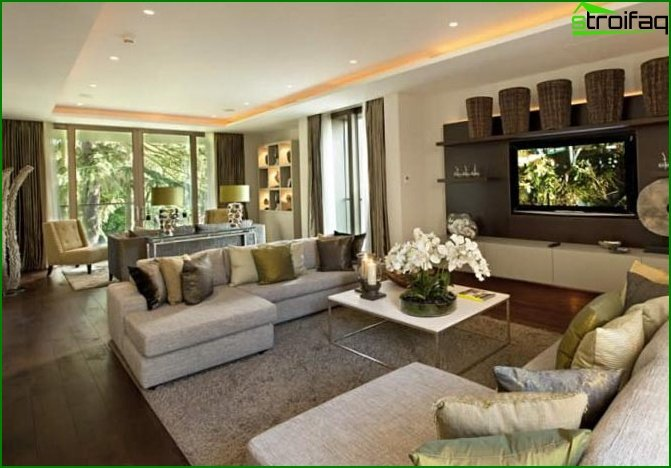 Modern design living room 5