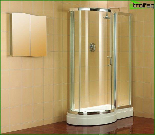 Відкрита душова кабіна - 4