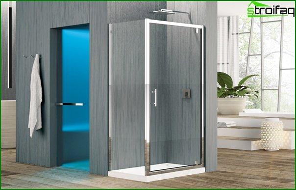 Відкрита душова кабіна - 5