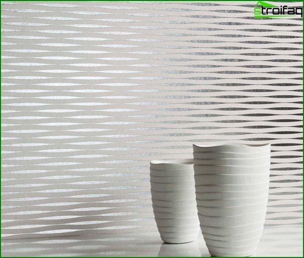 Tapeta z włókniny - 3