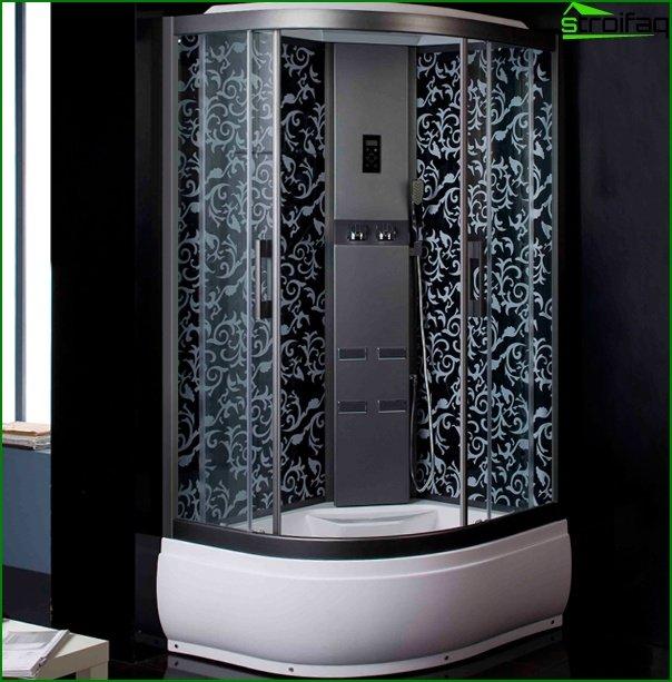 Закрита душова кабіна - 1