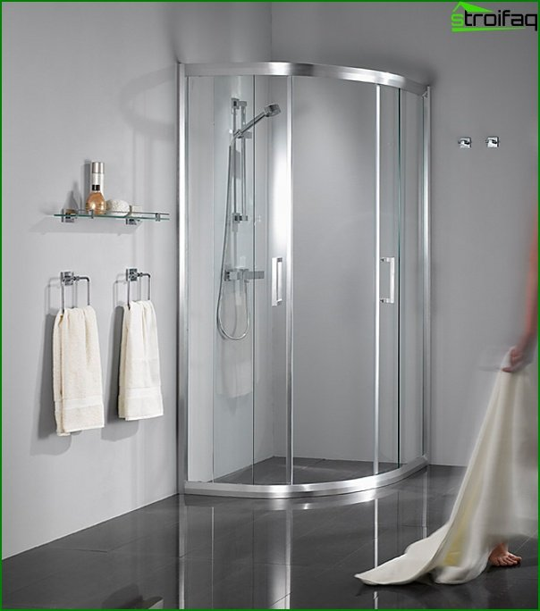 Shower Area - 1
