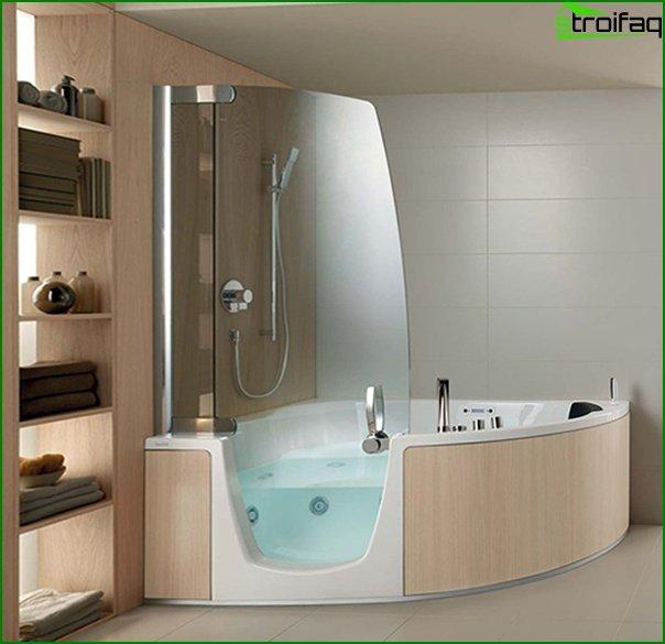 Комбінована душова кабіна - 2