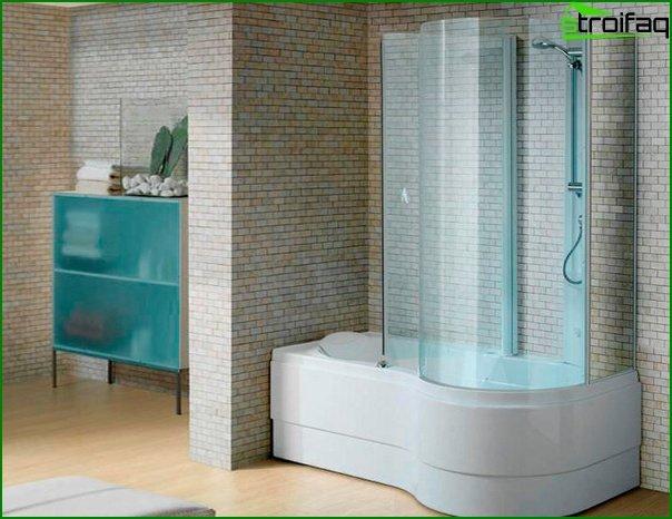 Комбінована душова кабіна - 4