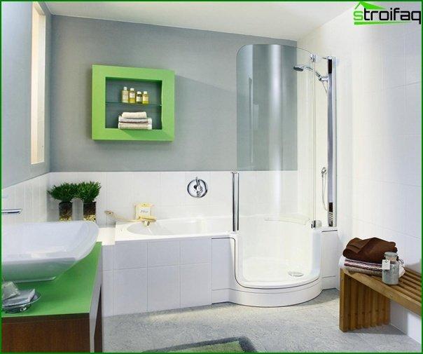 Комбінована душова кабіна - 5