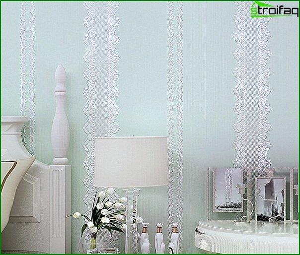Dormitorio (papel pintado no tejido) - 1