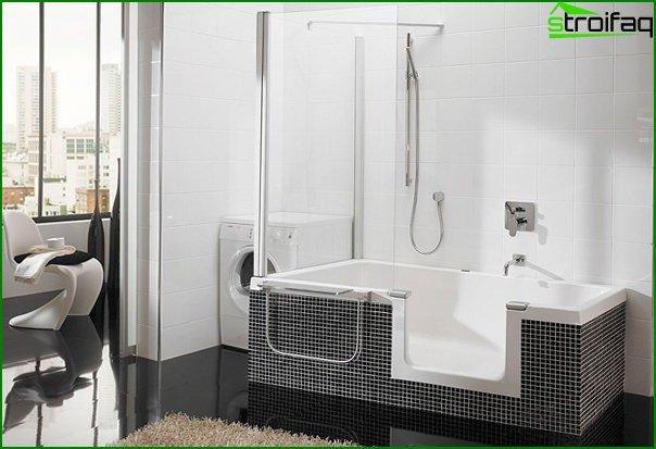 Душ з ванною - 4
