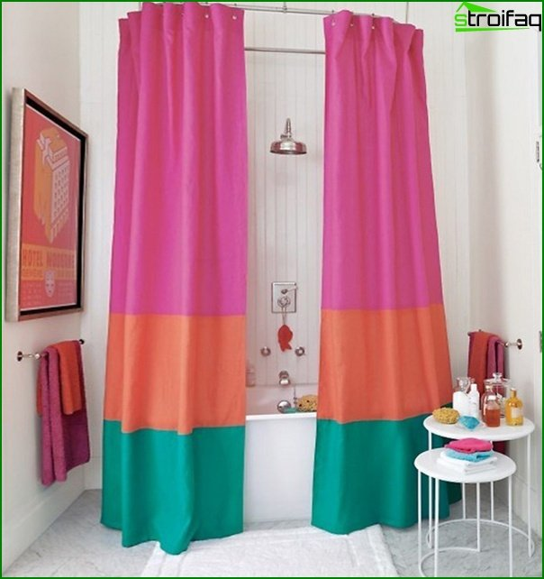 Shower curtain - 2
