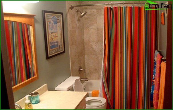 Shower curtain - 3