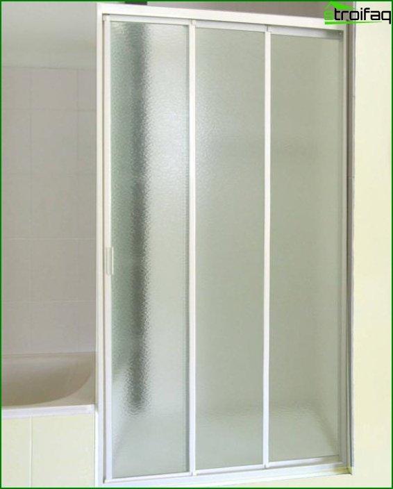 Перегородка з пластику - 1