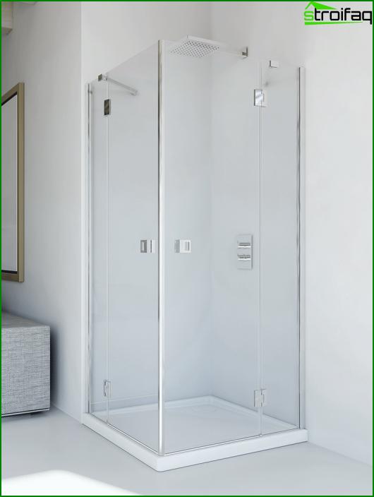 Відкрита душова кабіна - 3