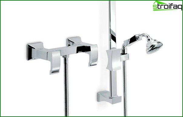 Змішувачі для душової кабіни - 3