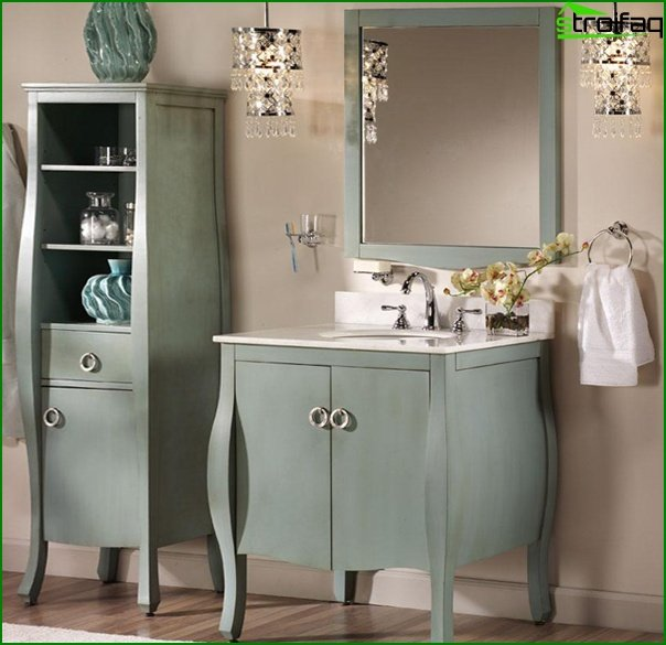 Bathroom (furniture) - 1