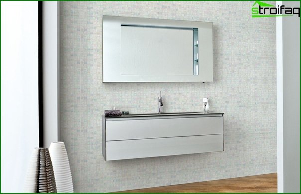 Metal bathroom furniture - 5