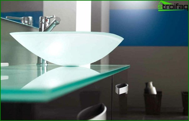 Glass furniture - 1