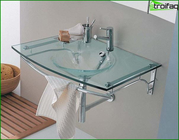 Glass furniture - 4