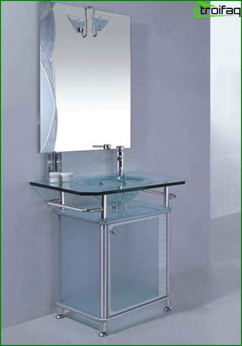 Glass furniture - 5