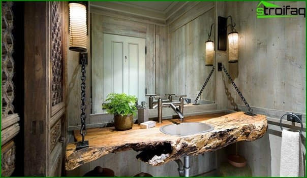 Country Bathroom Furniture - 2
