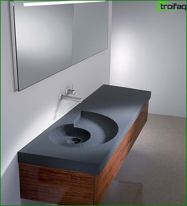 Cupboard with sink - 4