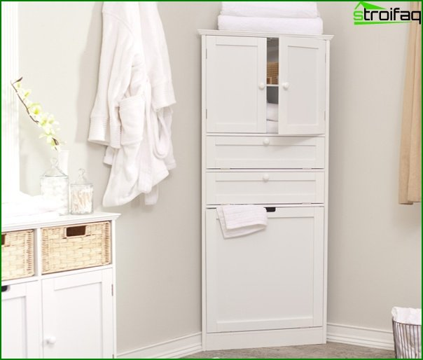 Furniture for a bathroom (case) - 1