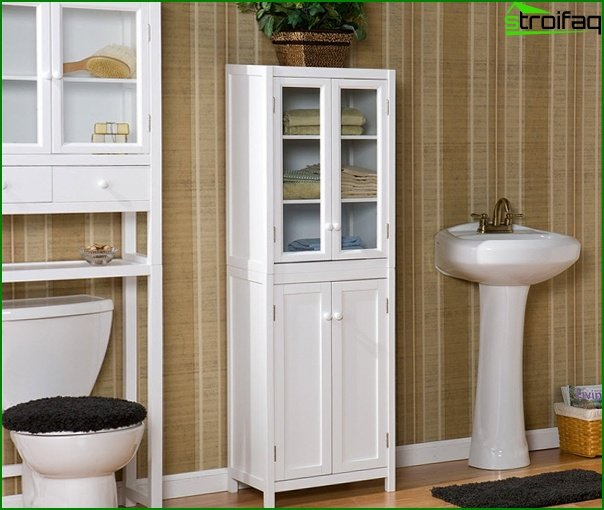 Furniture for a bathroom (case) - 5