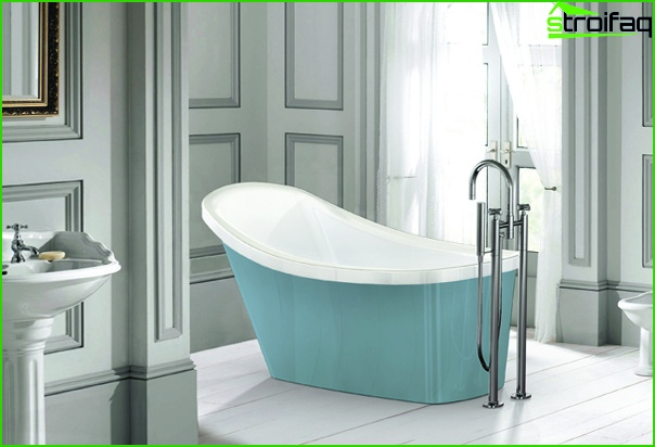 Furniture for a bathroom (bathtub) - 4