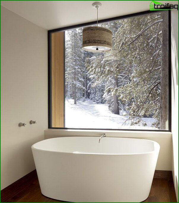 Furniture for a bathroom (bathtub) - 5