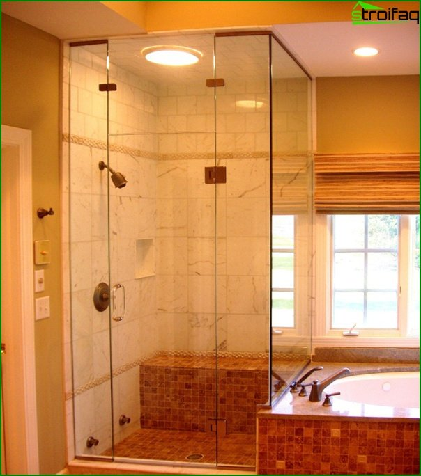 Furniture for a bathroom (shower) - 4
