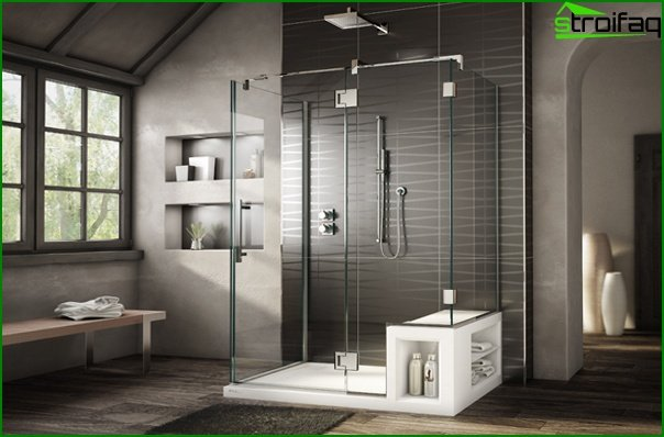 Shower cabin - 2