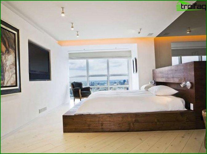 جعل شقة من غرفة واحدة 2